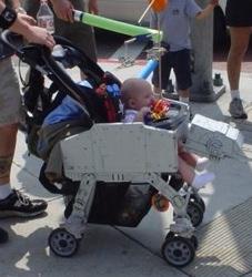 AT-AT Stroller
